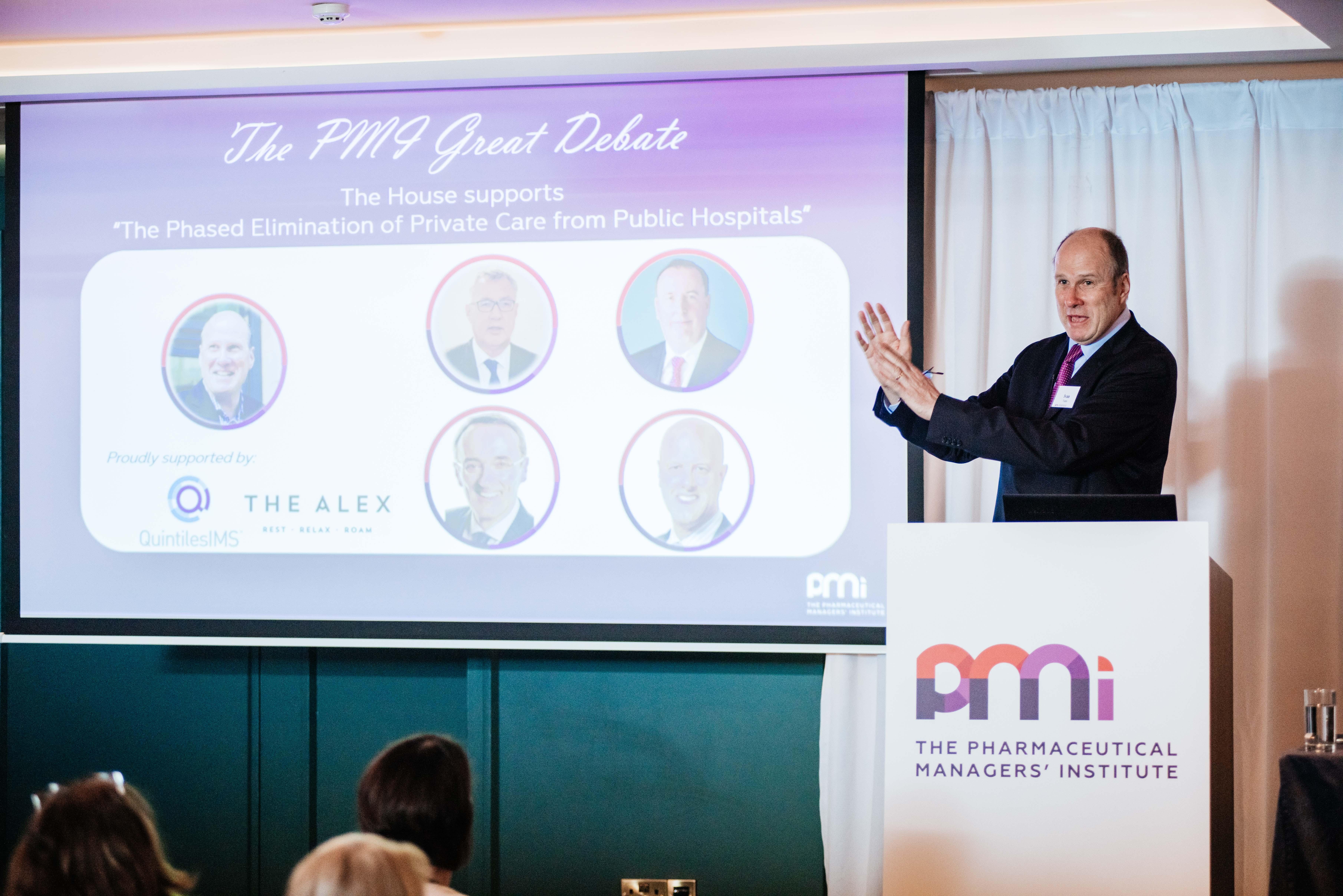 The PMI Great Debate