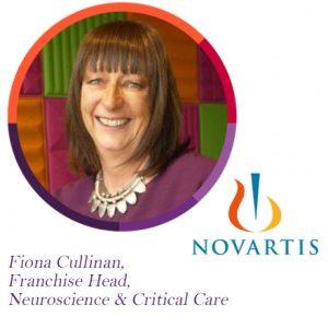 Fiona Cullinan, Novartis, The PMI