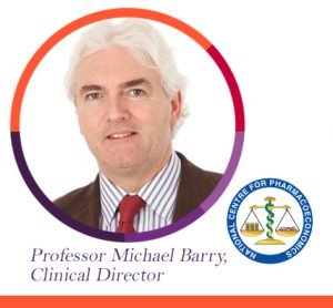 Prof Michael Barry, NCPE